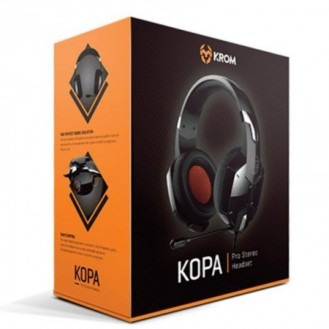 NOX Krom Kopa Gaming Headset