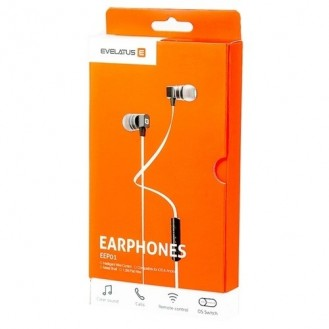 Evelatus earphones EEPO1
