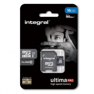 Integral 16GB Micro SDHC...