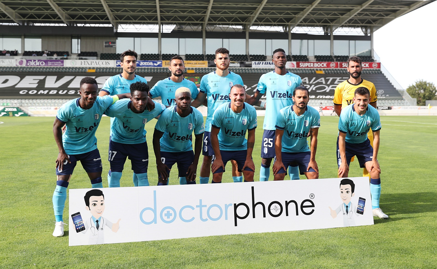 Doctorphone e FC Vizela