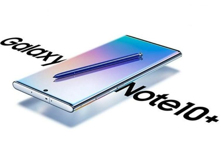 Samsung Galaxy Note 10 + Usado